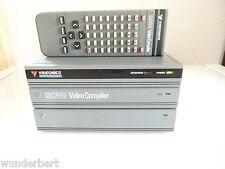 * - videograbber con S-VHS-Modulo-ROWI compilatore video-vcu-1pal + xpu-1 PAL