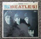 Beatles 1965 US ' MEET THE BEATLES '  LP FACTORY SEALED! GREEN INNER SLEEVE EC