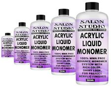 NAIL SCULPTING ACRYLIC LIQUID MONOMER SALON HIGH QUALITY FREE Fast  Delivery