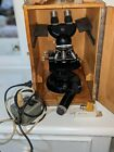 CARL ZEISS WINKEL Standard Binocular Compound Professional Scientific Microscope