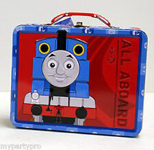 Thomas the Train, Lunch Box Metal Carryall Birthday Party Supplies free shipping