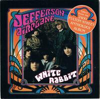 "JEFFERSON AIRPLANE ~ White Rabbit ~ 1987 Australian 2-trk 7"" vinyl single in p/s"