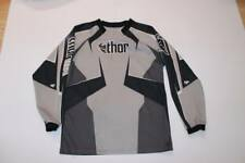 Youth Thor M Racing Jersey (Black/Grey) Jersey
