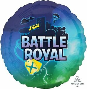 "BATTLE ROYAL GAMING 18"" DECORATIVE FOIL BALLOON"