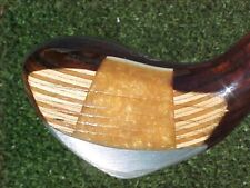 Lady Ginty by Stan Thompson Refurbish Utility RH 7 Wood Golf Club w New Red Grip