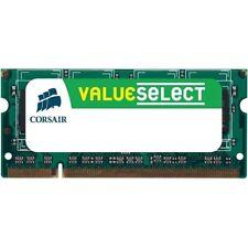 Mémoires RAM Corsair pour DIMM 204 broches avec 1 modules