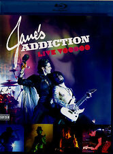 USED  BLU-RAY// JANE'S ADDICTION LIVE VOODOO // LIVE IN NEW ORLEANS 2009 // 5.1