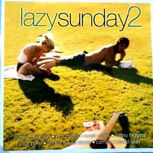 Lazy Sunday - 2, 2 CD Set  - CD, VG