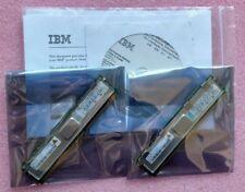 IBM 2GB (2X1GB) ECC DDR2 PC2 5300 (LOT OF 2) MEMORY DIMM 240 39M5784 46C7421 NEW