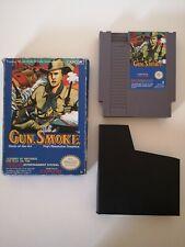 Nintendo NES Spiel / Gun Smoke OVP Sammlungsauflösung