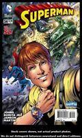Superman (3rd Series) 34/A DC 2014 VF/NM Jimmy Olsen Selfie Variant Cover