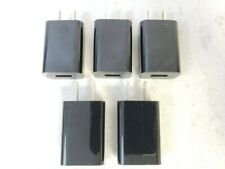 Lot of 5 Amazon Fana7R 5V 1A Ac Adapter Charger for Kindle Fire Tablet