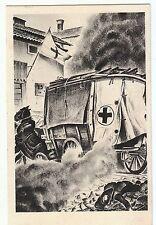 Il Medico italiano in guerra e in pace - Numero 8 -  Ill. da Apolloni