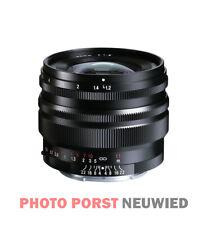 Voigtländer Nokton 1,2/40 mm SE asphärisch für Sony E-Mount *NEUHEIT*