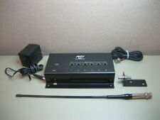 Rti Irf-6 System Interface Module Rf Receiver Ir Router w/ Adapter, Antenna