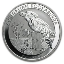Perth Mint Australia $1 Kookaburra Monkey Privy 2016 1 oz .999 Silver Coin