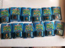 More details for full set 1-12 teenage mutant ninja turtles collector pins tmnt vintage