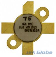 1pcs VRF2933 Microsemi Corporation RF MOSFET Transistors