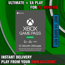 Xbox Game Pass Ultimate + EA PLAY - 13 MONTHS - (READ DESCRIPTION)