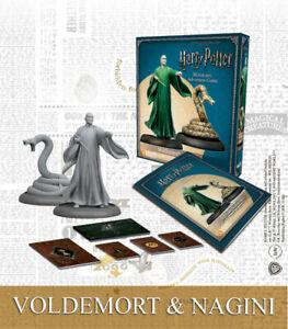 Harry Potter Miniatures Adventure Game - Voldemort & Nagini