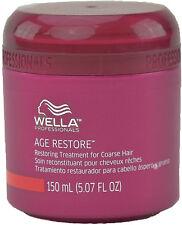 Wella Age Restore Restoring Treatment for Coarse Hair 5.07 oz