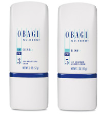 Obagi Nu Derm Clear Fx & Blend Fx Gift Set 2 oz