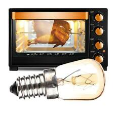 Warm White Oven Cooker E27 Bulb Lamp Microwave Oven Heat Resistant Light 500°C