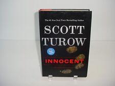 Innocent by Scott Turow (2010, Hardcover) Novel Book