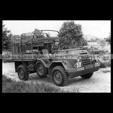 #pha.024538 Photo DAF YA128 (YA-126) 1952 MILITARY VEHICLE Car Auto