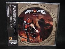 HELLOWEEN Keeper Of The Seven Keys-The Legacy + 1 JAPAN 2CD Pink Cream 69 Freedo