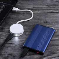 4-Port USB3.0 Multi HUB Splitter 5Gbps High Speed Adapter Converter BIN