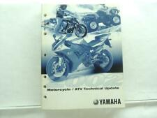 2002 Yamaha Motorcycle/Atv Technical Update Manual Book B6299