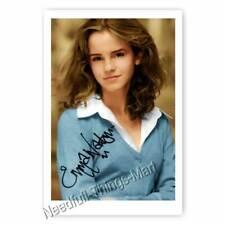 Emma Watson | Actress - Hermine aus Harry Potter - Autogrammfotokarte [AK04]