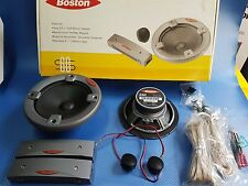 SISTEMA KIT 2 VIE ALTOPARLANTI BOSTON S60 16CM