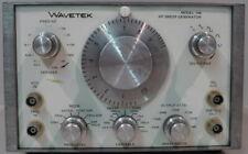 Wavetek 144 Hf Sweep Generator Tested And Working
