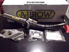 marmitta silenziatore Aprilia SR motore Suzuki 50 Arrow 33508ET