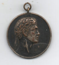 "1921 German Medal with Profile "" 22 Kreisfest 1921 Rubenach """