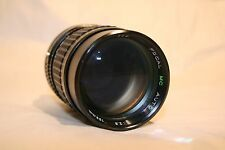 Focal 135MM F2.8 MC Auto Telephoto Camera Lens - Vintage
