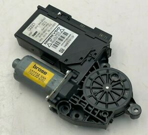 2003 - 2009 AUDI A4 S4 CONVERTIBLE - FRONT RIGHT DOOR WINDOW REGULATOR MOTOR OEM
