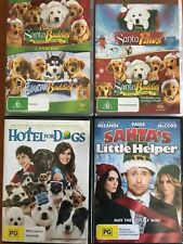 DVD Bundle Bulk Santa Buddies