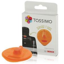 3 X BOSCH TASSIMO MACCHINETTA DEL CAFFE /'Servizio Pulizia T-Disc TAS43 TAS47 TAS5 B