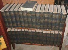 VINTAGE ENCYCLOPEDIA BRITANNICA 1898 Complete Set