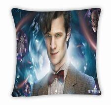 Tardis Dr Doctor Who Police Box Throw  Pillow Cushion Case Cover Home Decor