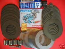 1965 66 67 68 69 70 71 72 73 74 75 76 PONTIAC SAFE-T-TRACK POSI REBUILD KIT