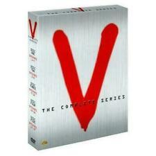 V The Complete Series (DVD, 1984, 5-Disc Set)