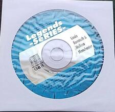 LEGENDS KARAOKE CDG LINDA RONSTADT & MELISSA MANCHESTER OLDIES 88 - 16 SONGS