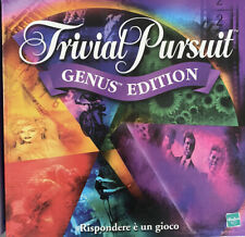 Trivial Pursuit Genus Edition