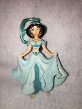 "Disney Parks Princess ""jasmine"" Christmas Holiday Ornament Aladdin (NEW)"