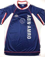 Umbro AJAX AMSTERDAM 1999/2000 M Away Soccer Jersey Football Shirt AFC Holland