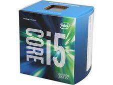 Intel Core i5-6600 w/Fan 3.30-3.90GHz Quad-Core (LGA 1151) Processor